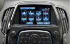 2012 Buick LaCrosse, Regal, Verano Will Come With Pandora