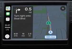 iOS 10.3 Apple CarPlay