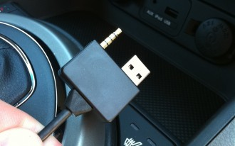 Why Do I Have to Pay Another $40 For A Car iPod Cable?
