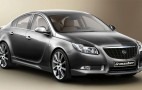 Opel Insignia saloon tuned by Irmscher