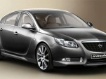 Irmscher 2009 Opel Insignia sedan