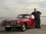 Irv Gordon's 3-million mile 1966 Volvo P1800 coupe