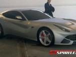 Is this Ferrari's new F620 GT?