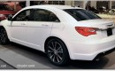 Is this the Chrysler 200S? Image via Allpar.com