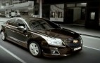 Does This Video Show The Refreshed Chevy Cruze Sedan? 
