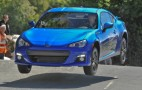 Lapping The Isle Of Man TT Course In The 2013 Subaru BRZ