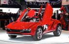 Italdesign Giugiaro Parcour Concept: Live Photos From Geneva