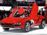 Italdesign Giugiaro Parcour Concept, 2013 Geneva Motor Show