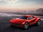 Italdesign Giugiaro Parcour concept car