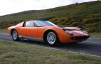 """Italian Job"" Lamborghini Miura put up for sale"