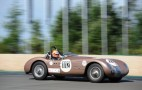 Jaguar Celebrates Its Heritage At The 2012 Goodwood Revival: Video