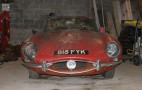 Barn find Jaguar E-Type with Beatles connection up for auction