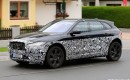 Jaguar electric SUV test mule spy shots - Image via S. Baldauf/SB-Medien