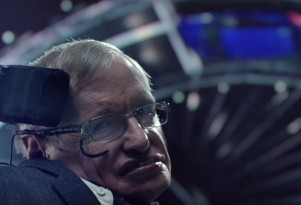 Jaguar F-Pace Ad Starring Stephen Hawking