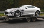 Jaguar F-Type All-Wheel Drive Spy Shots