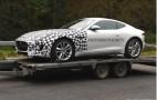 Jaguar F-Type All-Wheel Drive Spy Shots