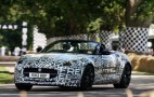 Jaguar F-Type Goes Public At Goodwood, GT3 Race Car Rumor Ignites