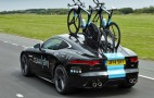 Jaguar Builds Bespoke F-Type For Tour de France Team: Video