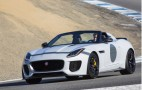 Jaguar F-Type SVR To Pack More Than 600 Horsepower?
