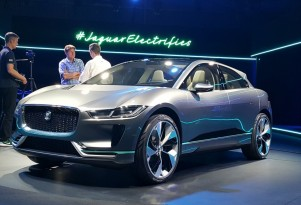 What Tesla hath wrought: bumper crop of luxury electric cars