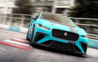 Formula E races to add Jaguar I-Pace electric-car race series