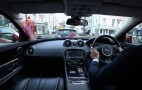 Jaguar Land Rover Tests 'Transparent' Pillars & 'Ghost Car' Navigation (Video)