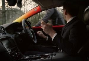 Jaguar Land Rover Bike Sense bicycle and motorcycle detection system