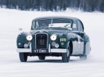 Jaguar-Land Rover Classic Ice Drives