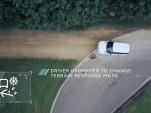 Jaguar Land Rover off-roading autonomous driving technology
