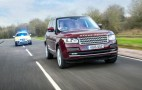 Jaguar Land Rover Wants Its Autonomous Cars To React Like Human Drivers