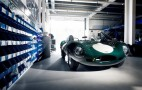 Jaguar Heritage Racing Launches, Factory-Backed C- And D-Type Racing Imminent