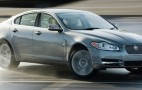 Jaguar launches the 2009 XF saloon