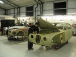Jaguar Mark 2 by Callum Customer Car 1