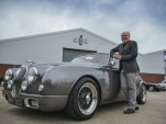 Jaguar Mark 2 by Ian Callum and Classic Motor Cars Limited
