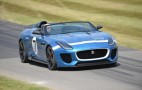 Jaguar Project 7 At The 2013 Goodwood Festival Of Speed: Video