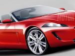 Jaguar XE Roadster teaser