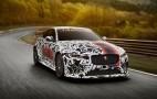 Jaguar confirms 600-horsepower XE SV Project 8 super sedan