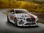 Jaguar XE SV Project 8 teased ahead of 2017 Goodwood Festival of Speed
