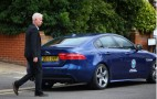 John McEnroe Serves Up Wimbledon Taxi Duty In New Jaguar XE: Video