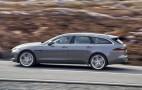 US-bound Jaguar XF Sportbrake revealed, priced from $71,445