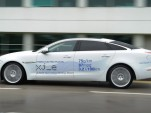 Jaguar Displays XJ_e Plug-in Hybrid At GoodWood Festival Of Speed