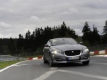 Jaguar XJ Sport And Speed Nürburgring Taxi