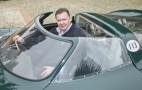 Driving Jaguar's XJ13 With Mike O'Driscoll, Jaguar Managing Director