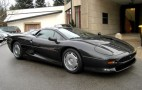Flavio Briatore's Jaguar XJ220 Supercar Up For Sale