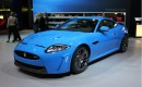 2012 Jaguar XKR-S live photos
