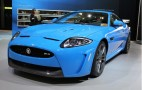 2012 Jaguar XKR-S Live Photos: 2011 Geneva Motor Show