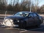 Spy Shots: 2010 Jaguar XJ