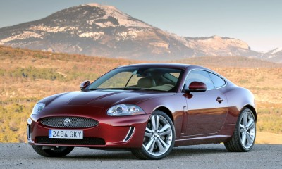 2009 Jaguar XK Photos