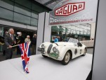 Jaguar 75th Anniversary Tour