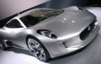 Jaguar C-X75 Eco Supercar Confirmed For Late 2013 Launch: Official